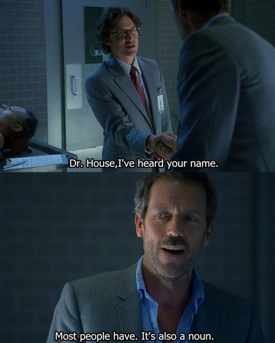 Amazing Awesome Dr House Quotes. QuotesGram