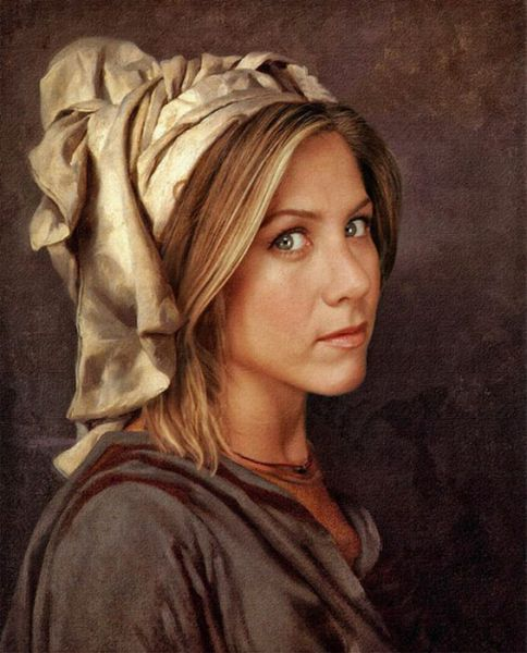 New Best Impressive Pics: Awesome Renaissance Portraits Of Celebrities (35 Pics
