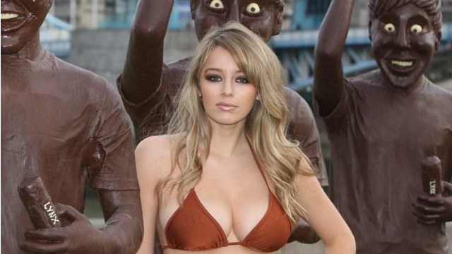 Keeley Hazell Pictures