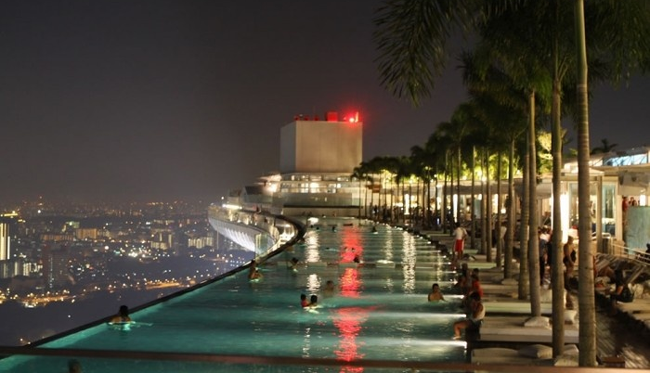  Marina Bay Sands Casino in Singapore | Funny Pictures, Quotes, Pics ...