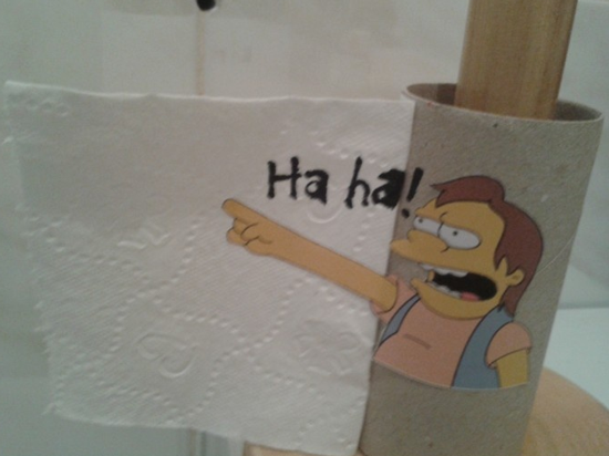 Here Are Some Ways to Hilariously MisUse Toilet Paper Nelson