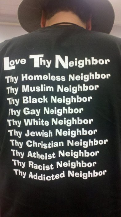 Love thy neighbor | Funny Pictures, Quotes, Pics, Photos ...