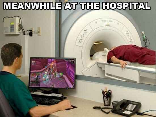funny hospital quotes