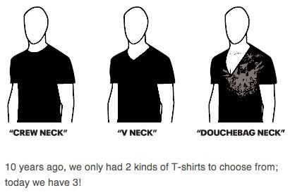 Douchebag Neck   Funny Pictures, Quotes, Pics, Photos, Images. Videos ...  Quotes About Guys Being Douchebags