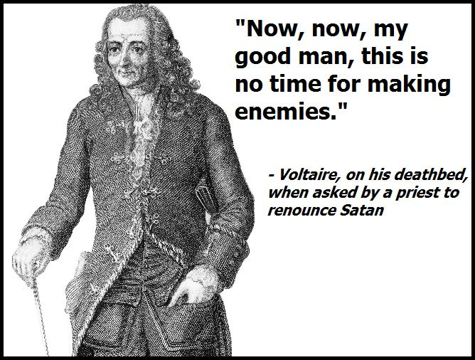 humor and voltaire Cabaret voltaire 133 likes 9 talking about this 286 were here we express the conflict of vox humana with a world that threatens, ensnares, and.