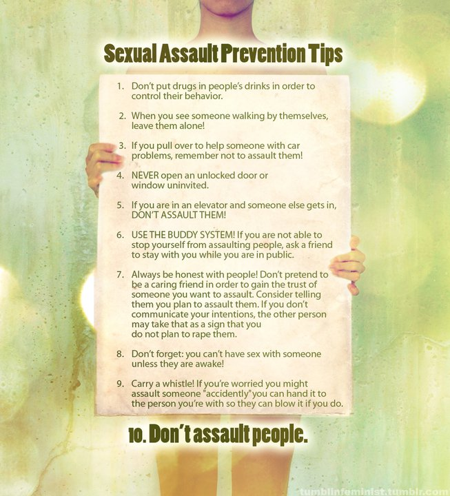 Funny sexual harassment posters