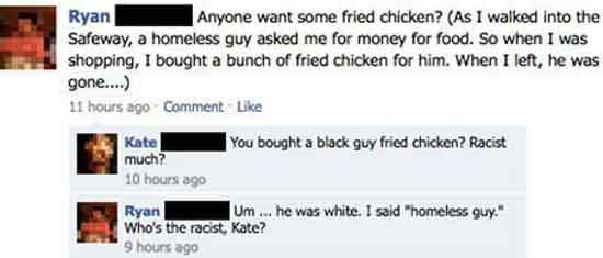 Fried Chicken Funny Quotes: Anyone Want Some Fried Chicken?