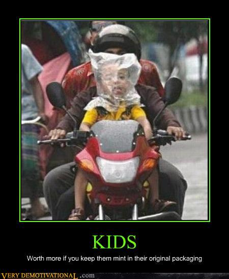 demotivational posters - KIDS