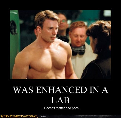 demotivational posters - WAS ENHANCED IN A LAB