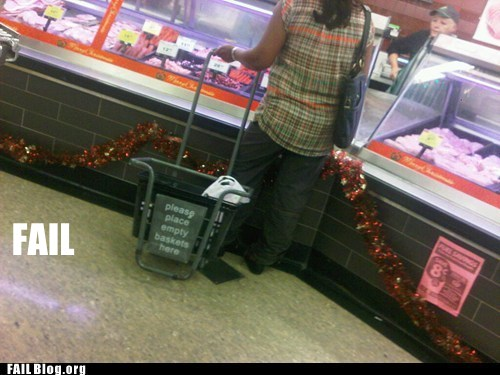 epic fail photos - FAIL Nation: That's Not Empty FAIL