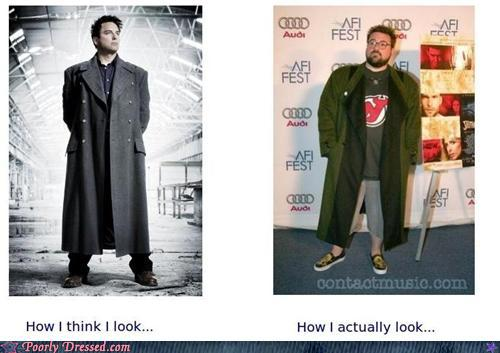fashion fail lesson dont wear a trenchcoat1 what does my trench coat go well with? bodybuilding com forums