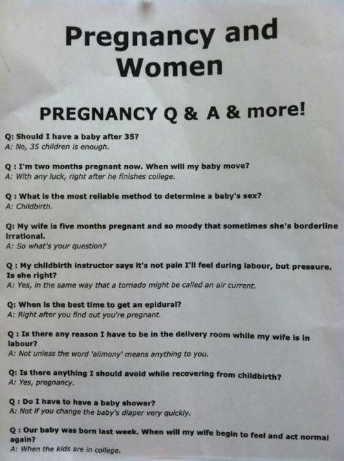 Funny Pregnancy Quotes And Sayings. QuotesGram