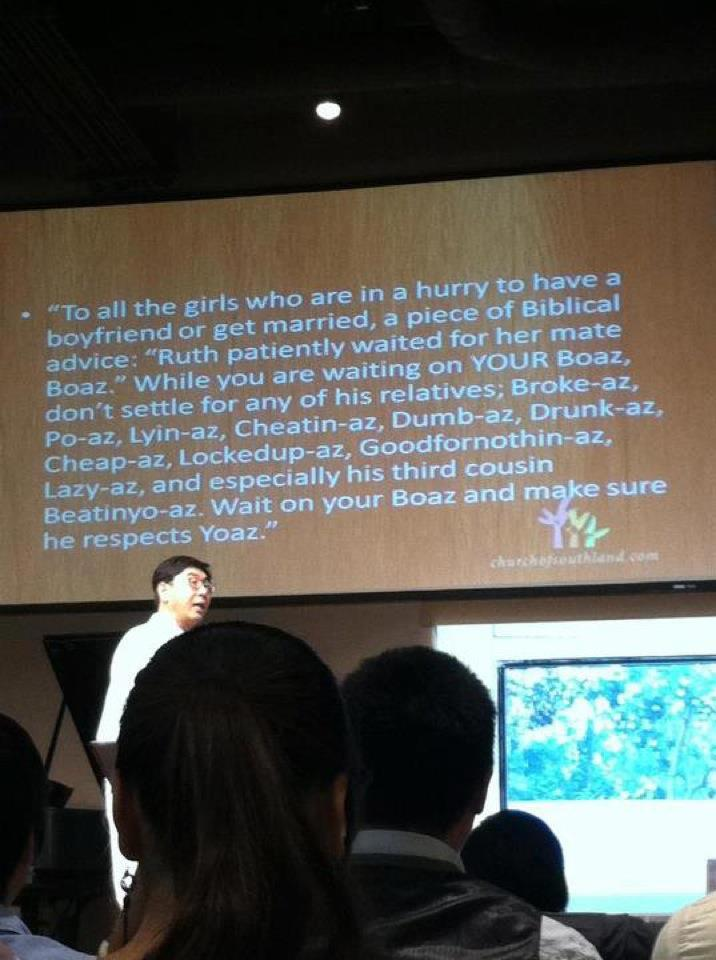 Funniest biblical quote EVER!! | Funny Pictures, Quotes ...