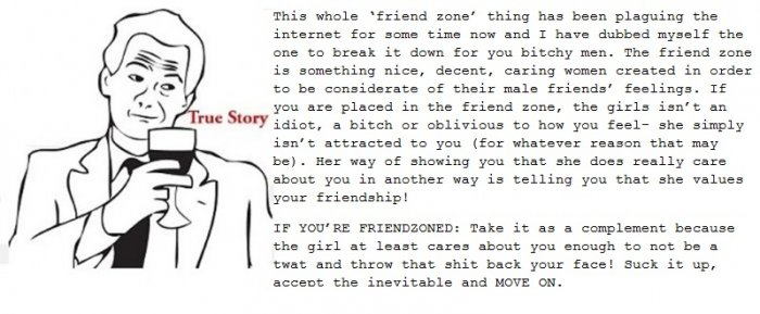 Explaining the friendzone | Funny Pictures, Quotes, Pics ...