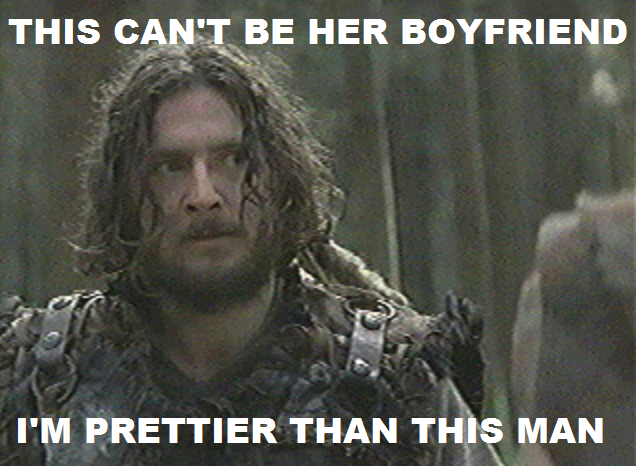 Funny Meme For Hot Girl : My reaction everytime i see a hot girl with another guy funny