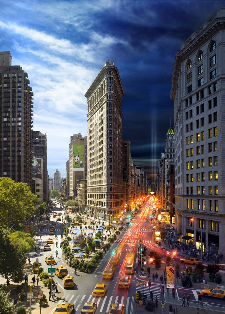Day And Night In New York City Funny Pictures Quotes Pics