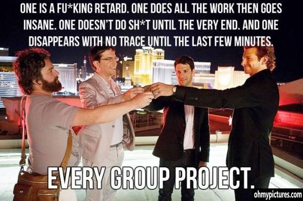 Funny Memes About Group Work : So true funny pictures quotes pics photos images