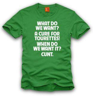 A cure for Tourettes….