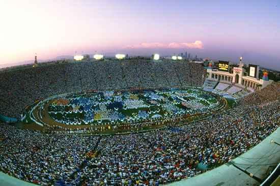 Olympic Stadium 1984