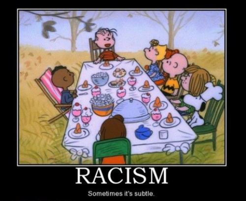 Really good quotes about racism?