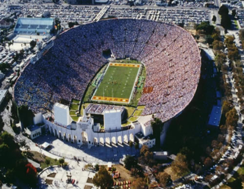 olympic stadium Los Angeles, United States 1984