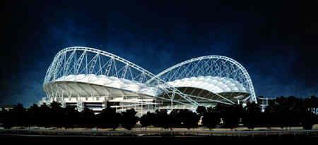 olympic stadium Sydney 2000-3