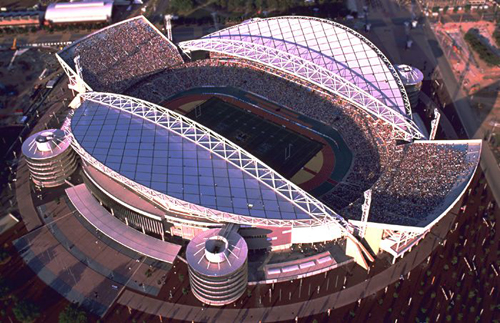 olympic stadium Sydney 2000