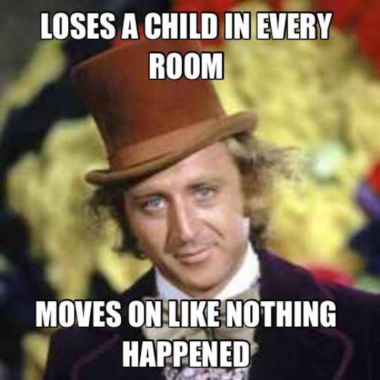 funny willy wonka videos