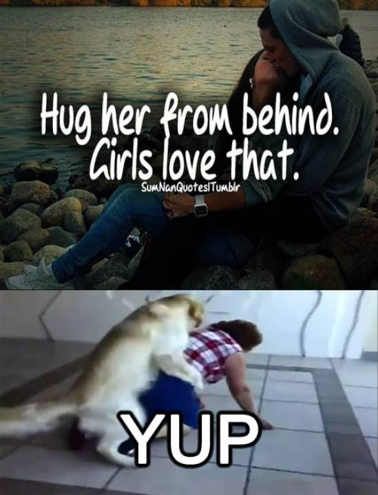funny hug quotes