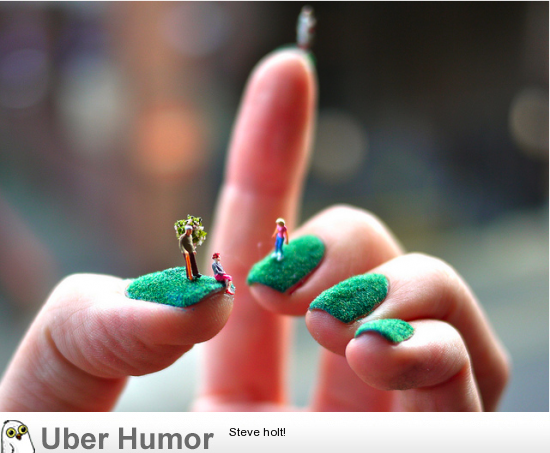 Nail Art Is Getting Out Of Hand Funny Pictures Quotes Pics