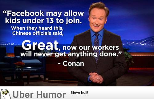 Funny: Facebook may allow kids under 13 to join Tumblr_m5wq7zx5201ry4crgo1_500
