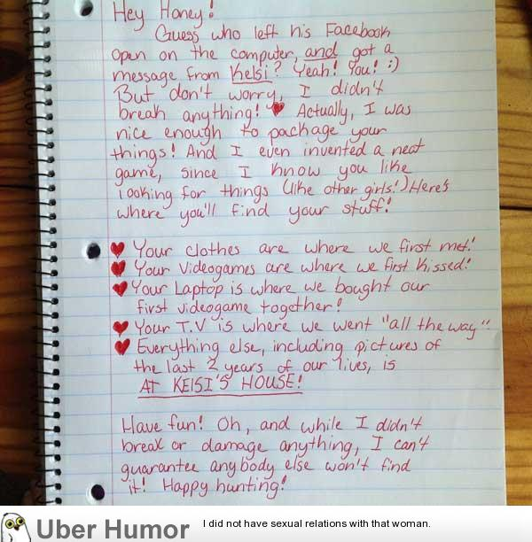 i caught my boyfriend cheating