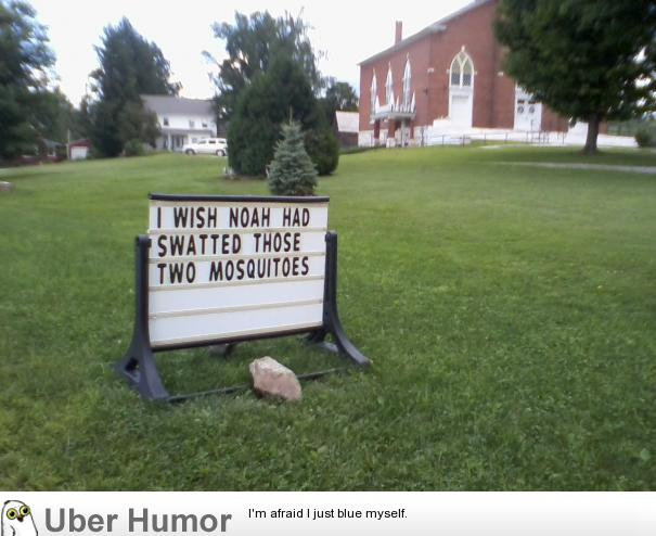This was outside church today! | Funny Pictures, Quotes ...