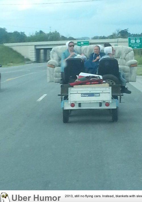 Amish roadtrip | Funny Pictures, Quotes, Pics, Photos ...