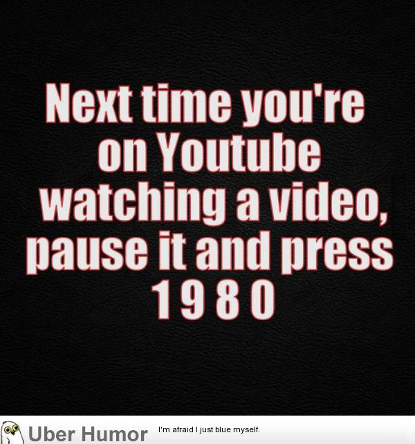 Bored? Try this Youtube trick | Funny Pictures, Quotes, Pics ...