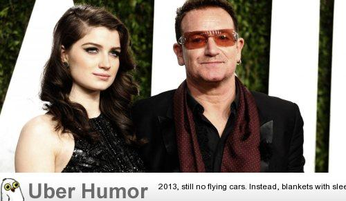 funny pictures's Bono.