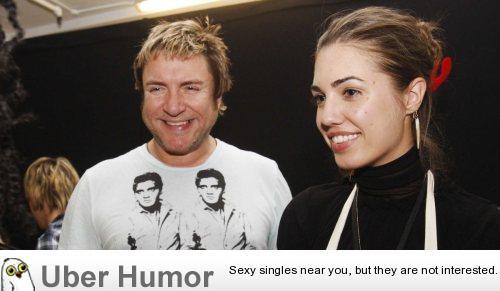 funny pictures's Simon Le Bon.