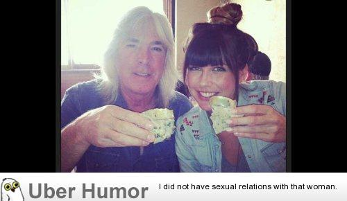 funny pictures's Cliff Williams.