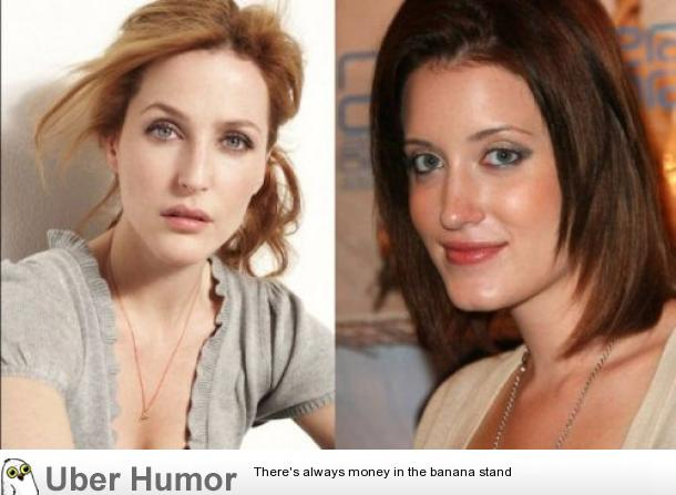 Scarlett johansson look alike pornstar