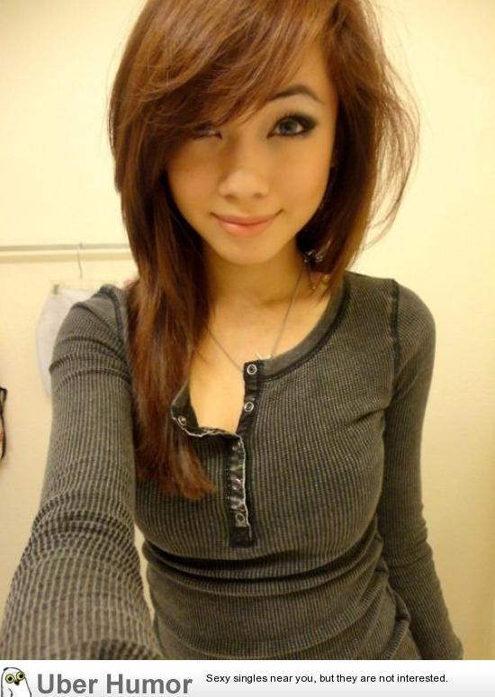 Cute asian college girls