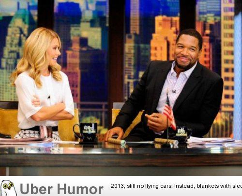 funny pictures'Live with Kelly and Michael': $4 million per year SYNDICATION