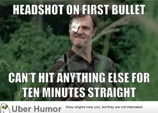 The Walking Dead (15 Pictures) | Funny Pictures, Quotes ...