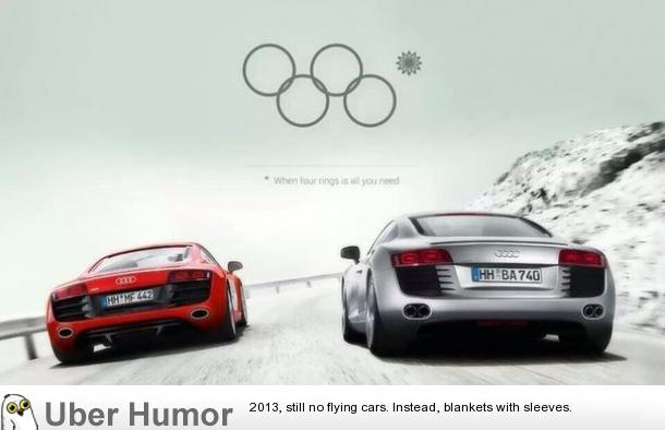 New Audi Ad Nailed It Funny Pictures Quotes Pics Photos - Audi quotes