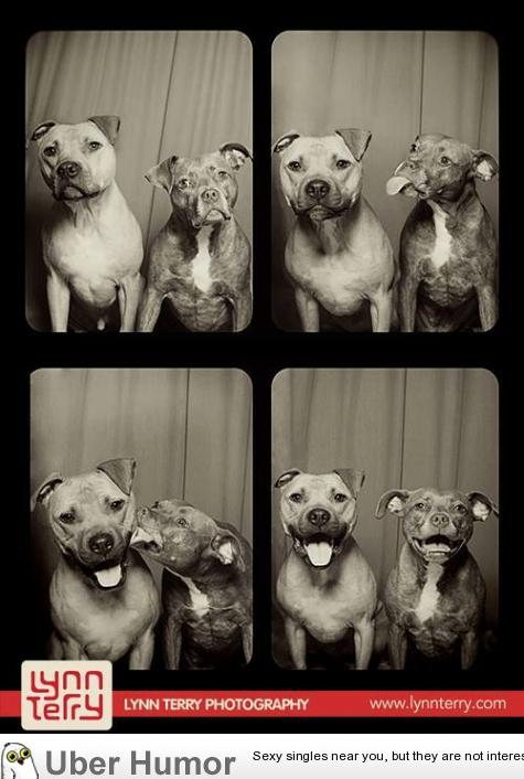 The perfect photobooth picture!