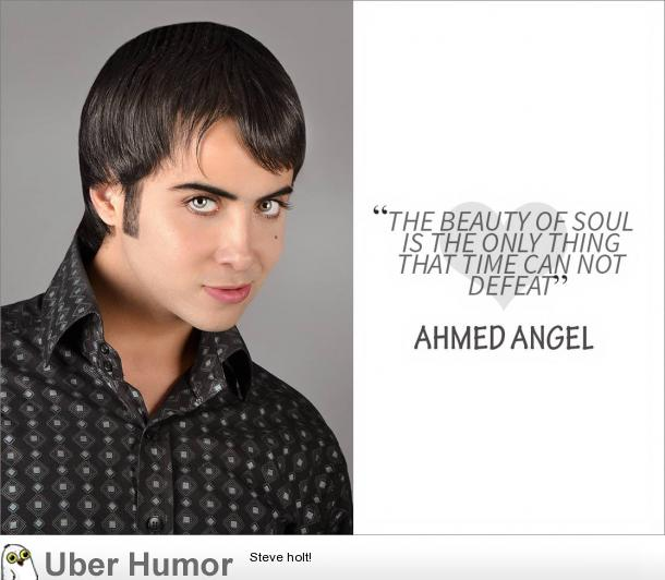 Ahmed Angel The King Of Cringe Is Back With Priceless Quotes And A