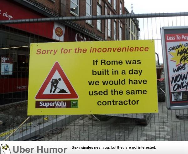 funny construction quotes