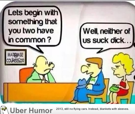 Marriage Counseling Sex 106