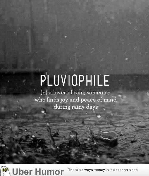 Quotes About Rainy Days: Who Else Here Find Sound Of Rain Charming?