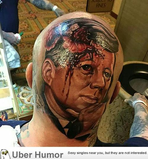Worst Tattoo In The History Of The World