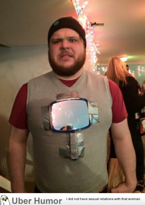 My friend wore this to an ugly sweater party | Funny ...
